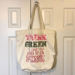 PINK Victoria's Secret | Cotton Tote Bag
